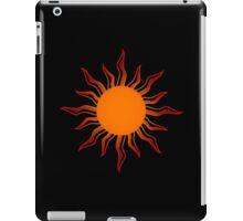 Renaissance Sun iPad Case/Skin