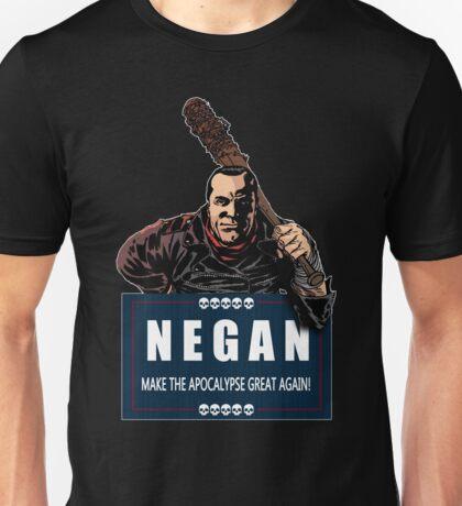 Negan - Make The Apocalypse Great Again! Unisex T-Shirt