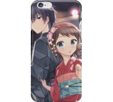 Oni-Chan iPhone Case/Skin