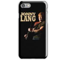 JONNY LANG iPhone Case/Skin