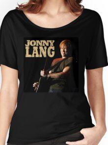 JONNY LANG Women's Relaxed Fit T-Shirt