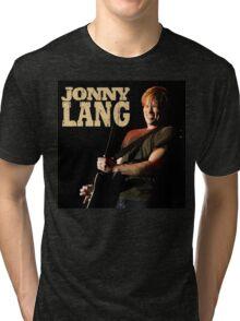 JONNY LANG Tri-blend T-Shirt