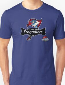 Tampa Bay Frogadiers - March Madness Edition Unisex T-Shirt