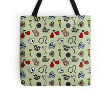 Martinis and Medicine Tote Bag