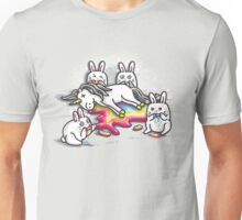 Dark One Bunnies Unisex T-Shirt