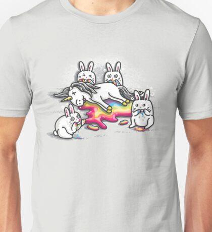 Dark One Bunnies Unisex T-Shirt
