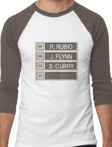 Mistakes - S. Curry Men's Baseball ¾ T-Shirt