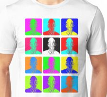 Doctor Who - Andy Warhol (Ood) Unisex T-Shirt