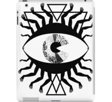 An Eye to See All but Maybe Not That  iPad Case/Skin