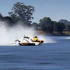 2016 Taree Race Boats 04 by kevin chippindall