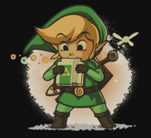 The Legend Of Zelda Kids Tee