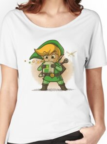 The Legend Of Zelda Women's Relaxed Fit T-Shirt