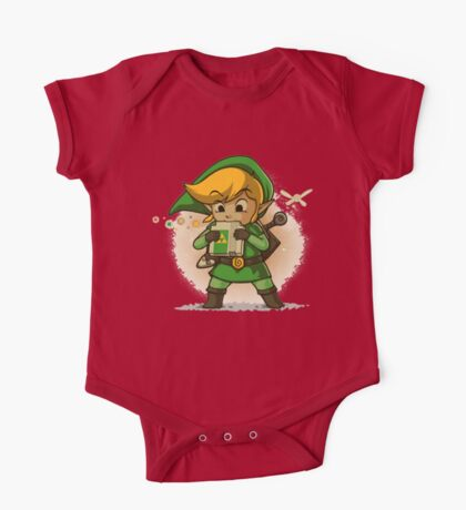 The Legend Of Zelda One Piece - Short Sleeve