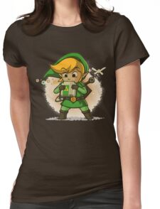 The Legend Of Zelda Womens Fitted T-Shirt