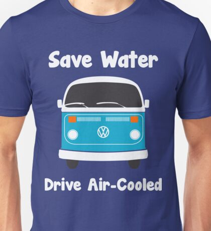 Why Waste Water? Unisex T-Shirt
