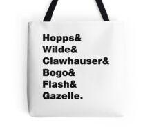 Animal Squad #2 Tote Bag