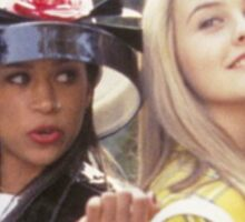 Cher and Dee Sticker