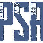 PSR logo by Daniel O'Keefe