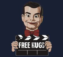 slappy free hugs One Piece - Long Sleeve