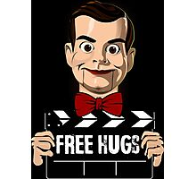 slappy free hugs Photographic Print