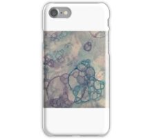 Bubbles in the Laboratory iPhone Case/Skin
