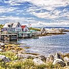 Indian Harbour - painted by PhotosByHealy