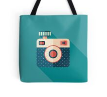 Camera with Flash Tote Bag
