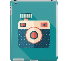 Camera with Flash iPad Case/Skin