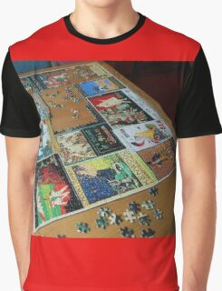 Work In Progress Graphic T-Shirt