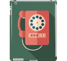 Retro Payphone iPad Case/Skin