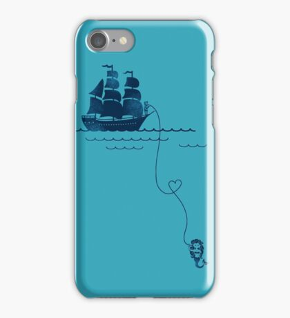 Long Distance Love iPhone Case/Skin