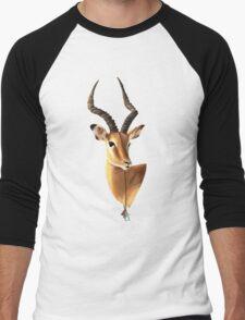 Impala Men's Baseball ¾ T-Shirt