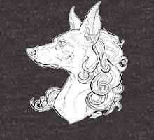 Dog Girl Unisex T-Shirt
