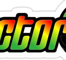 Sector 9 Sticker