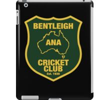 Traditional Crest  iPad Case/Skin