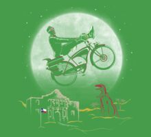 Pee Wee Phone Home Kids Tee