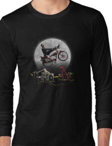 Pee Wee Phone Home Long Sleeve T-Shirt