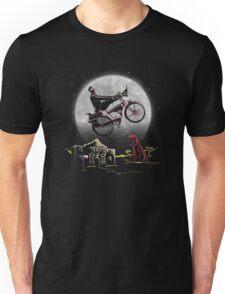 Pee Wee Phone Home Unisex T-Shirt