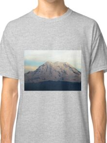Mt. Rainier from Tanwax Classic T-Shirt