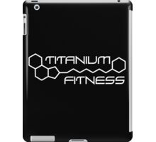 Titanium Fitness iPad Case/Skin