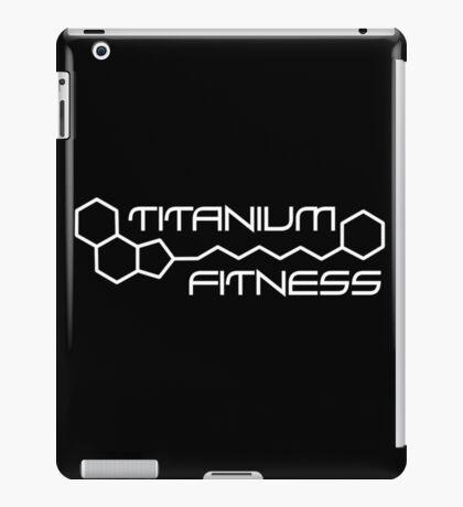 Titanium Fitness iPad Case/Skin