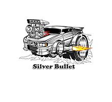 silver bullet 2 Photographic Print