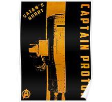 Star Trek - Captain Proton Poster