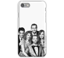 How I Met Your Mother Drawing iPhone Case/Skin