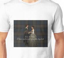 Jamie & Claire/Wedding vow Unisex T-Shirt
