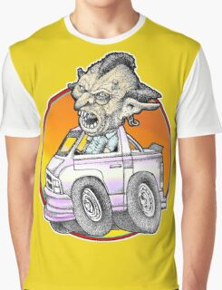 Fury on the Road Graphic T-Shirt
