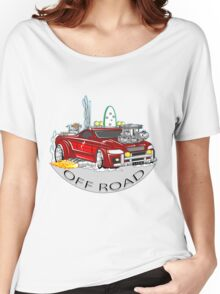 off road 3 Women's Relaxed Fit T-Shirt