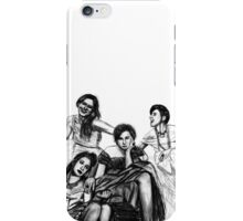 HBO Girls Drawing iPhone Case/Skin