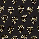 Gold Diamond by Mike Taylor