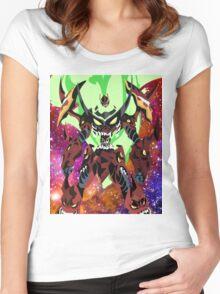 Gurren Lagann  Women's Fitted Scoop T-Shirt